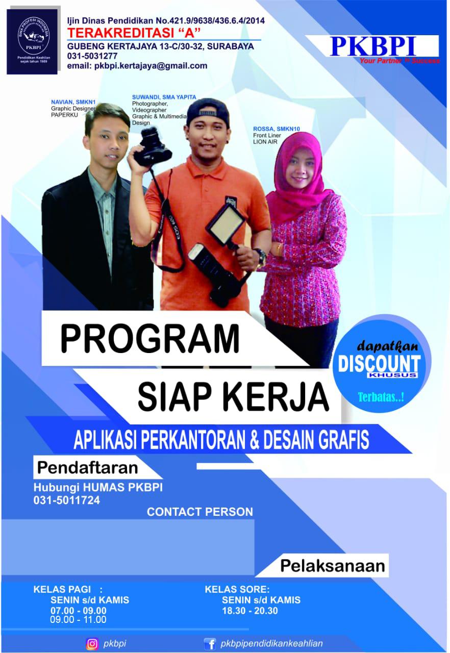 Program Siap Kerja