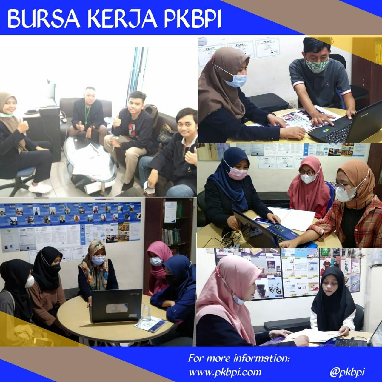 Bursa Kerja PKBPI - Kusus Komputer Online Surabaya PKBPI