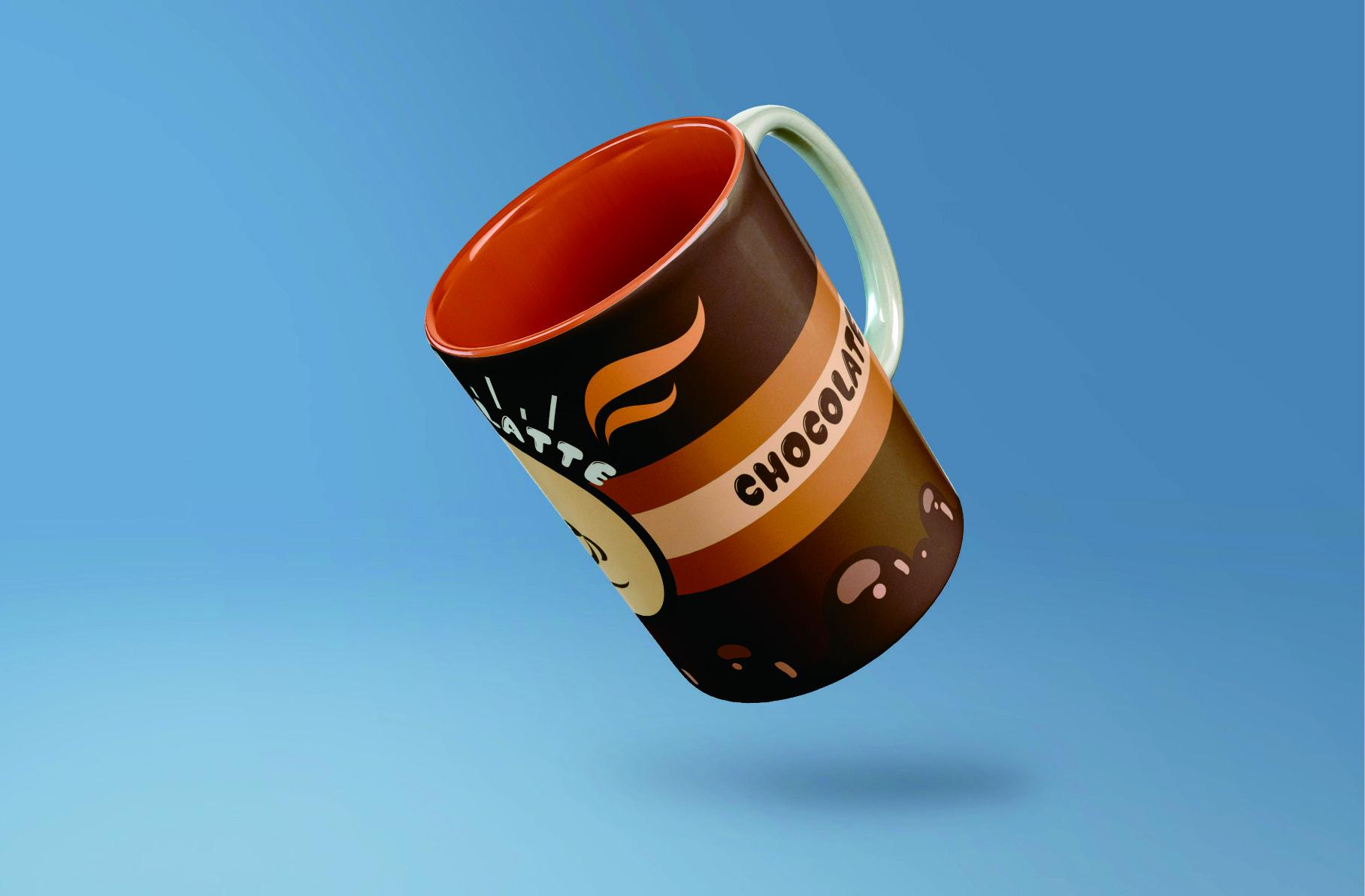 Desain Mug