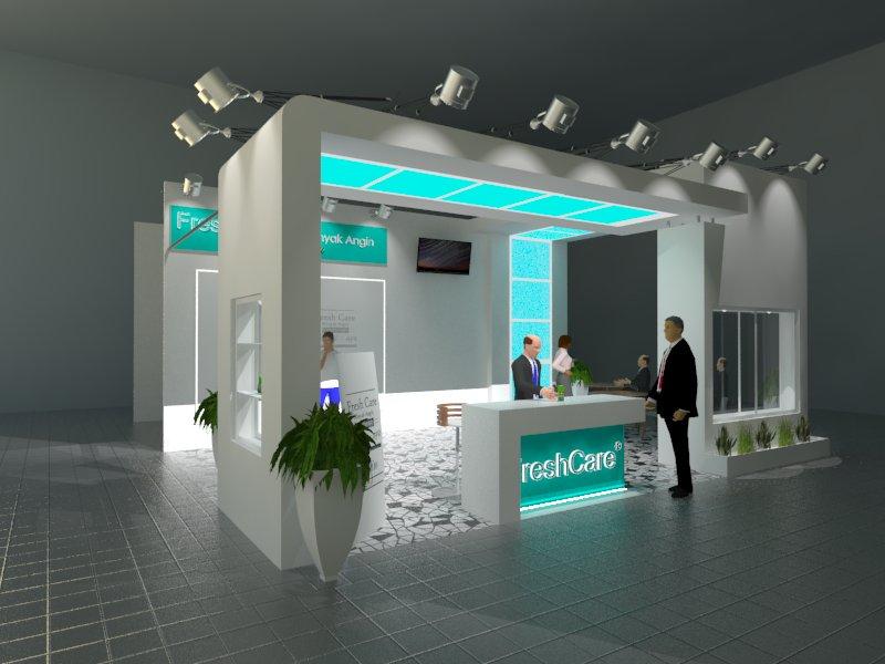 Kursus Online Komputer Surabaya - Hasil Karya DESAIN 3D